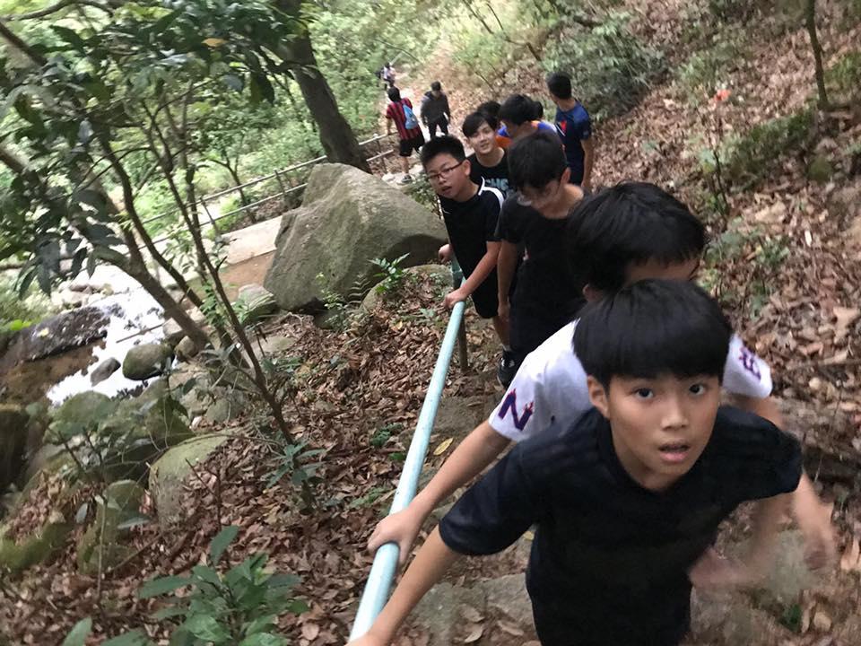 越野跑體驗班